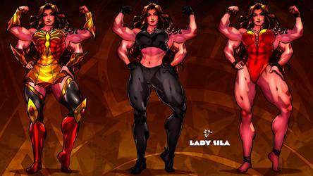 Lady Sila