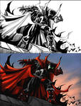 Spawn Inks to Colors