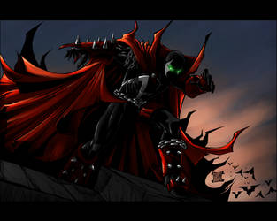 Spawn wallpaper by ErikVonLehmann