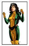 Rogue Colors -X-Men