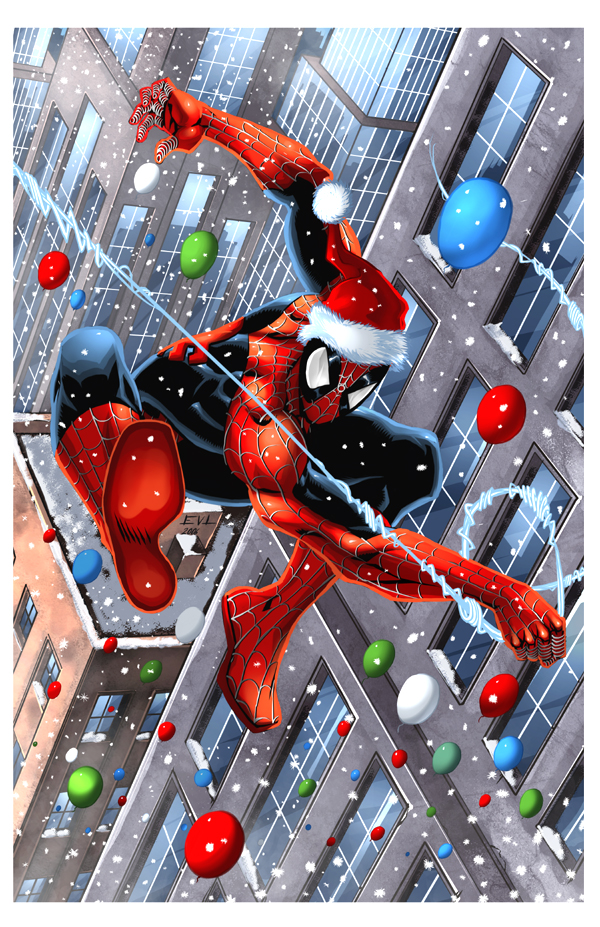 Christmas With Spider-Man 3 [Archive] - The SuperHeroHype Forums