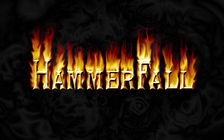 HammerFall by Volcaner on DeviantArt: volcaner.deviantart.com/art/HammerFall-184344357