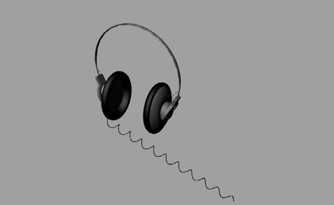 Headphones by BlancMangePWA