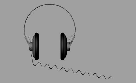Headphones - Front by BlancMangePWA
