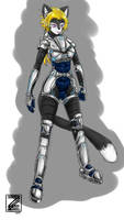Exosuit - Knight Suit