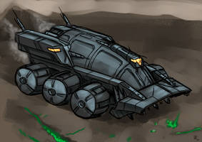 Harvester concept 3