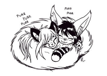 Fluffpile by s0lar1x
