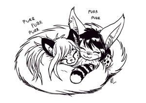 Fluffpile