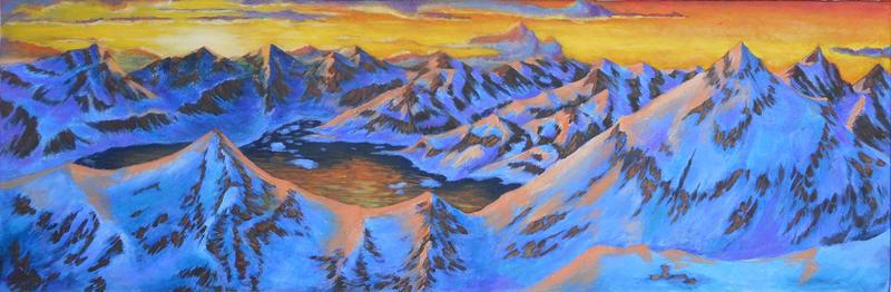 Alps by s0lar1x
