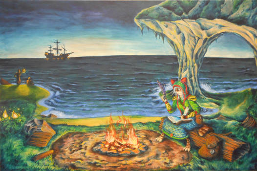 Shores of Tamriel