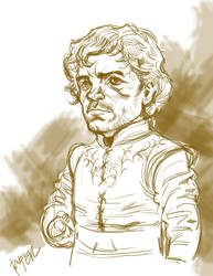 Tyrion by BienFlores