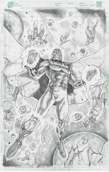 Magneto VS Green Lantern Corps