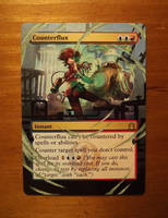 2nd mtg alter .  Counterflux by amedare-san