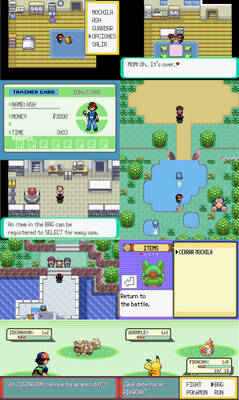 Pokemon Advanced Edition DOWNLOAD - by Kensuyjin33