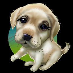 Pup by VladOdysseus