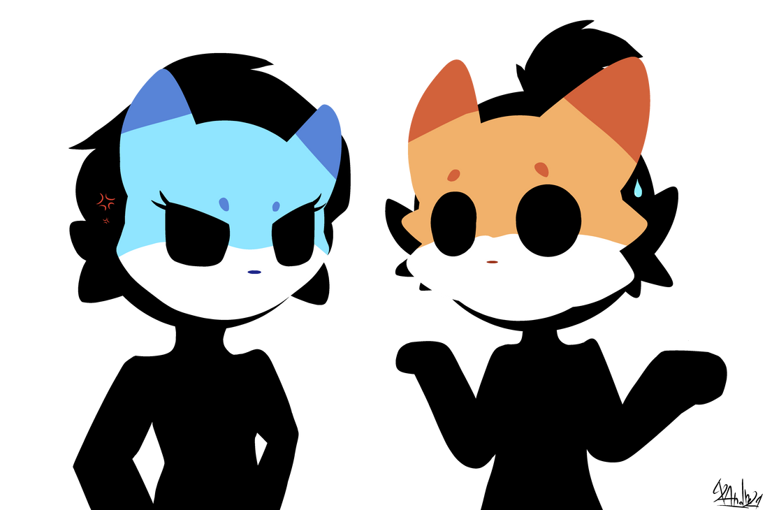 My first Patapon OCs by 42Andre24