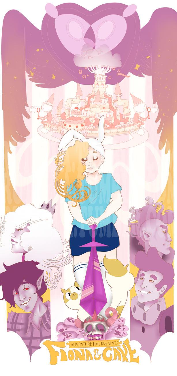 Fiona and Cake by twilitprincesses