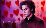 Jasper Twilight Saga Backgroun