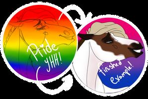 YHH Pride badge! (2 slots open!)