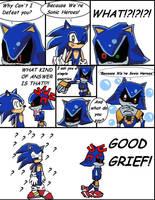 comic:Cause we're Sonic heroes by Oribella