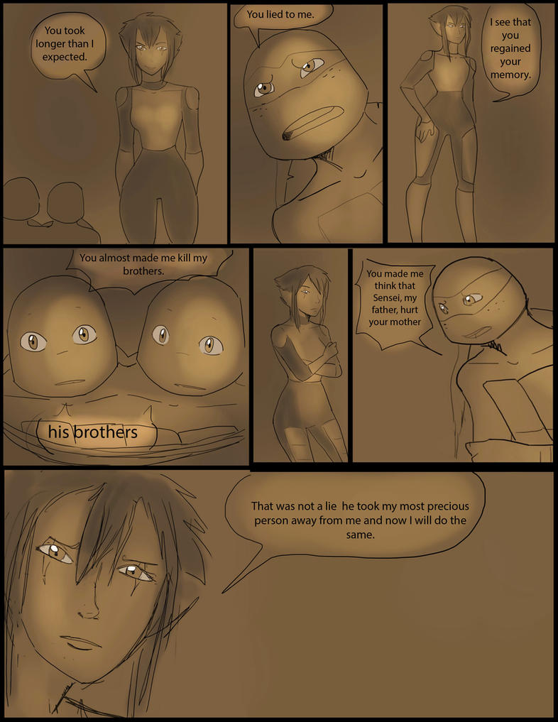 Where Are You? pg. 70 by yinller