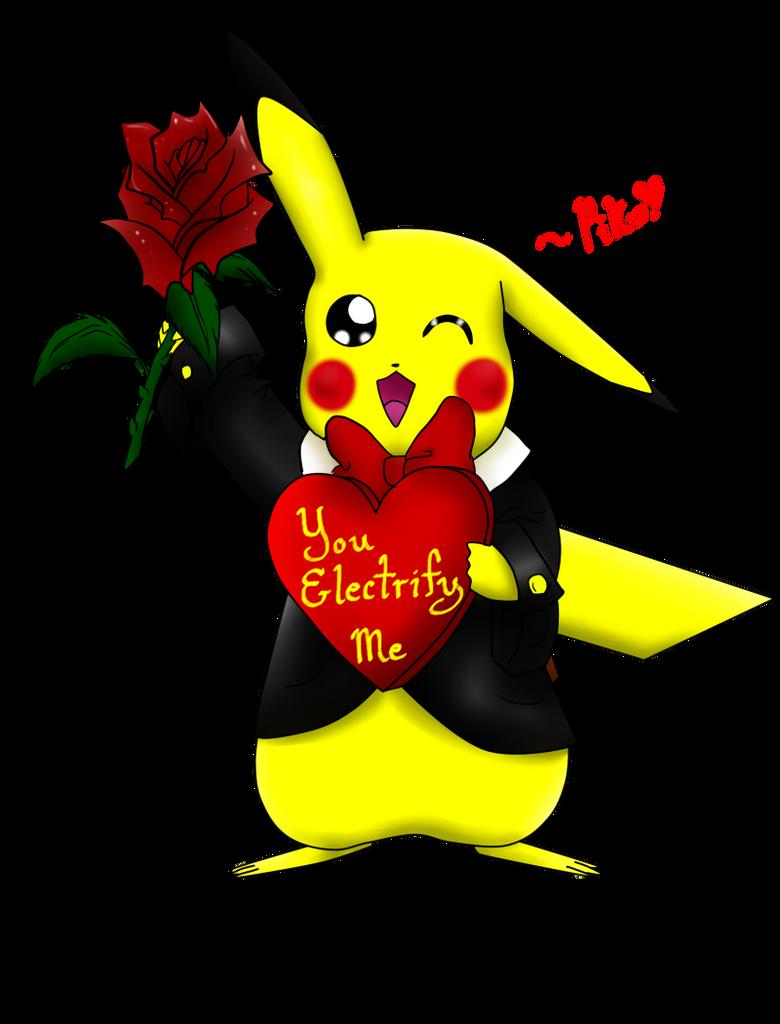 For My Shockingly Cute Valentine~ by Ila-Mae