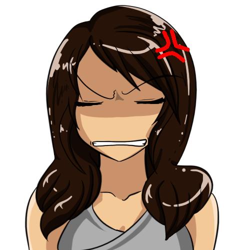 Irritated by Ila-Mae on deviantART