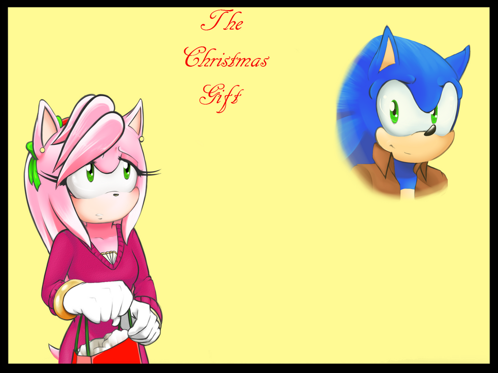 The Christmas Gift_Poster by Ila-Mae
