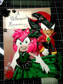 A Bittersweet Romance_ShadAmy Clay Comic Cover