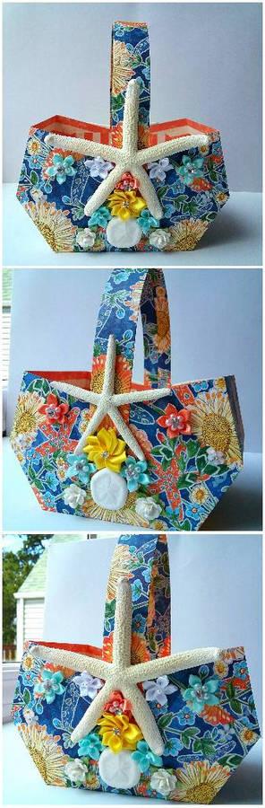 Engagement Paper Basket