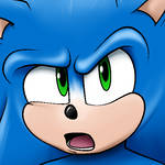 Sonic Movie Icon 2 : Free to Use