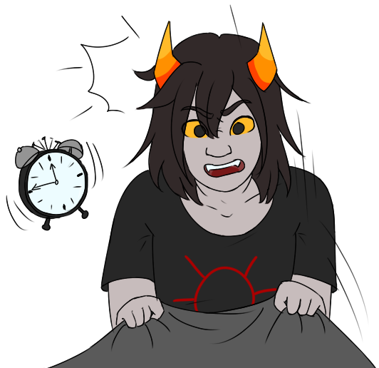 wake up hesper! by faerie-daze