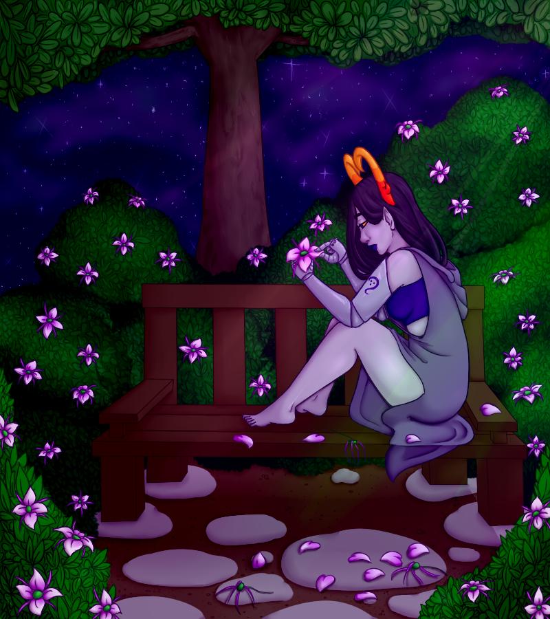 Morina by faerie-daze