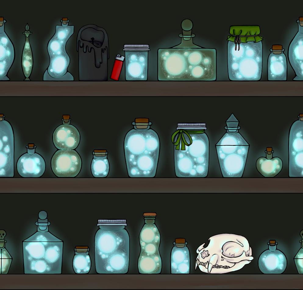 Jars by faerie-daze