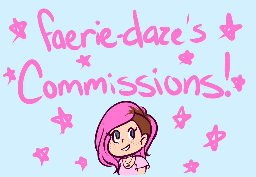 Comission Info Banner by faerie-daze