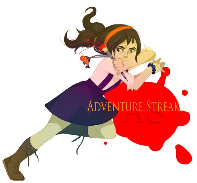 Adventure Streak by sango562