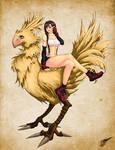 Final Fantasy - Tifa Lockhart