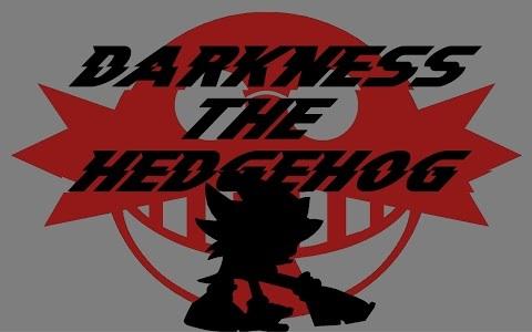 Darkness The Hedgehog 2013 Logo by gamer097