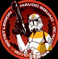 501st Havoc Squad by voya