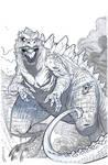 Kaiju King INK