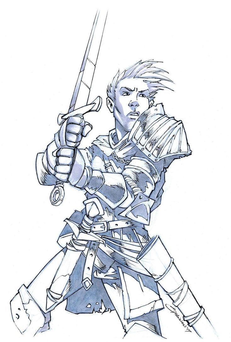 Knight Elite by voya
