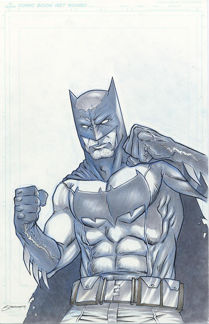 Dark Knight by voya