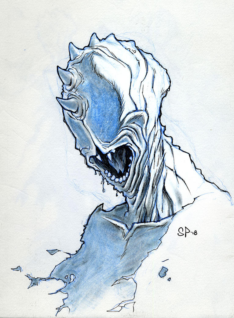 The Faceless 1 by voya