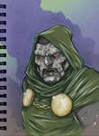 Doctor Doom by voya