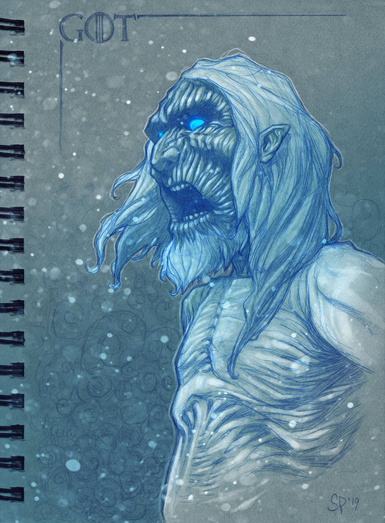 White Walker by voya