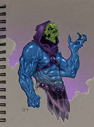 Skeletor by voya