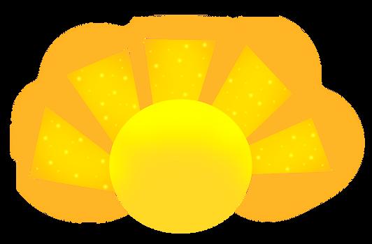 Princess Sunrise Cutie Mark(Request)