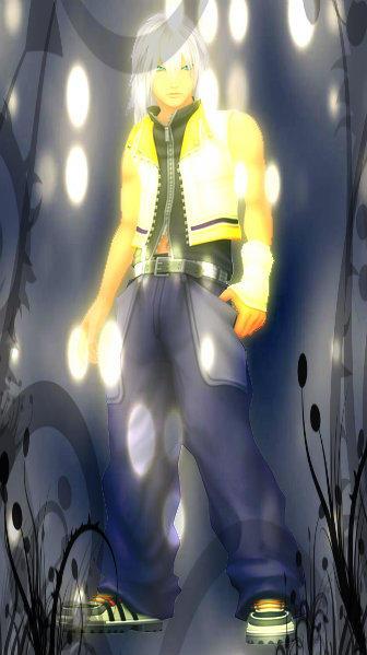 RIKU (yellow)