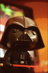 Little Vinyl Darth