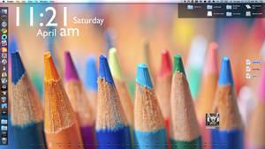 Pencil Crayons V2